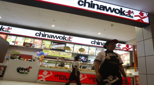Chinawok es la cadena de comida china líder en el país. (Foto: Carolina Urra)