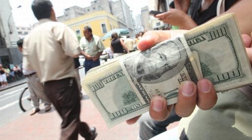 El BCR compró 68 millones de dólares en la jornada. (Foto: USI)