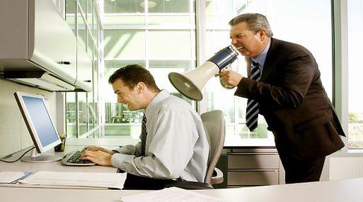 Los gritos en la oficina una tradici n en agon a empleo y management - Oficina del servicio andaluz de empleo ...