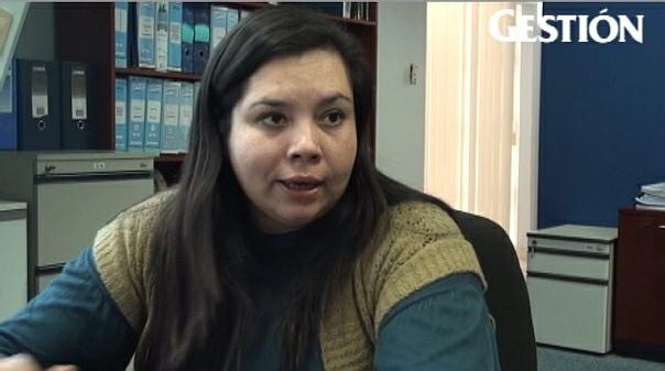 """Rossina Manche: """"Queremos acabar con la idea de 'Dios provee y el Estado me lo pone en mi casa' sobre el agua""""."""