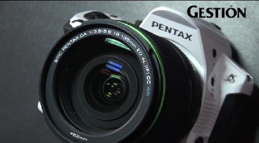 <b>Evolución</b> Yuri Marroquín estima que el mercado de cámaras compactas será golpeado por los smartphones cada vez más asequibles. (Video: Paulo Rivas Peña)
