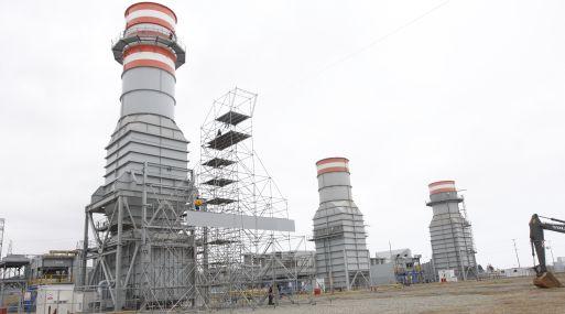 <strong>Dual.</strong> La central puede funcionar con gas natural o diesel 2 (Foto: USI)