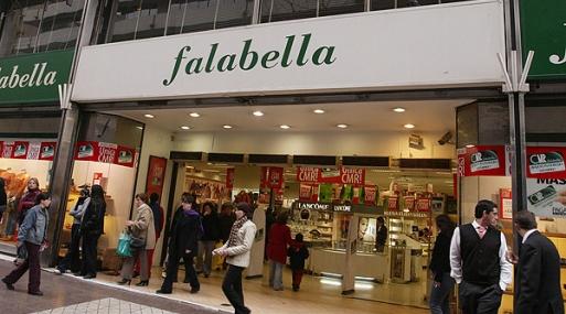 falabella ingresa a brasil con compra de tienda de