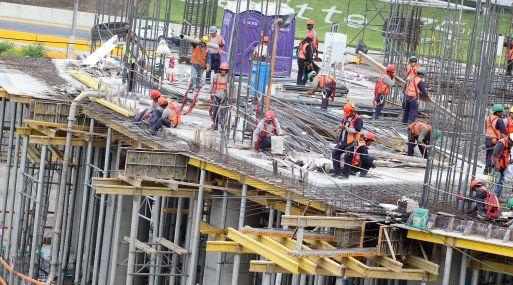 Bcr servicios comercio y construcci n tuvieron la mayor for Servicios de construccion