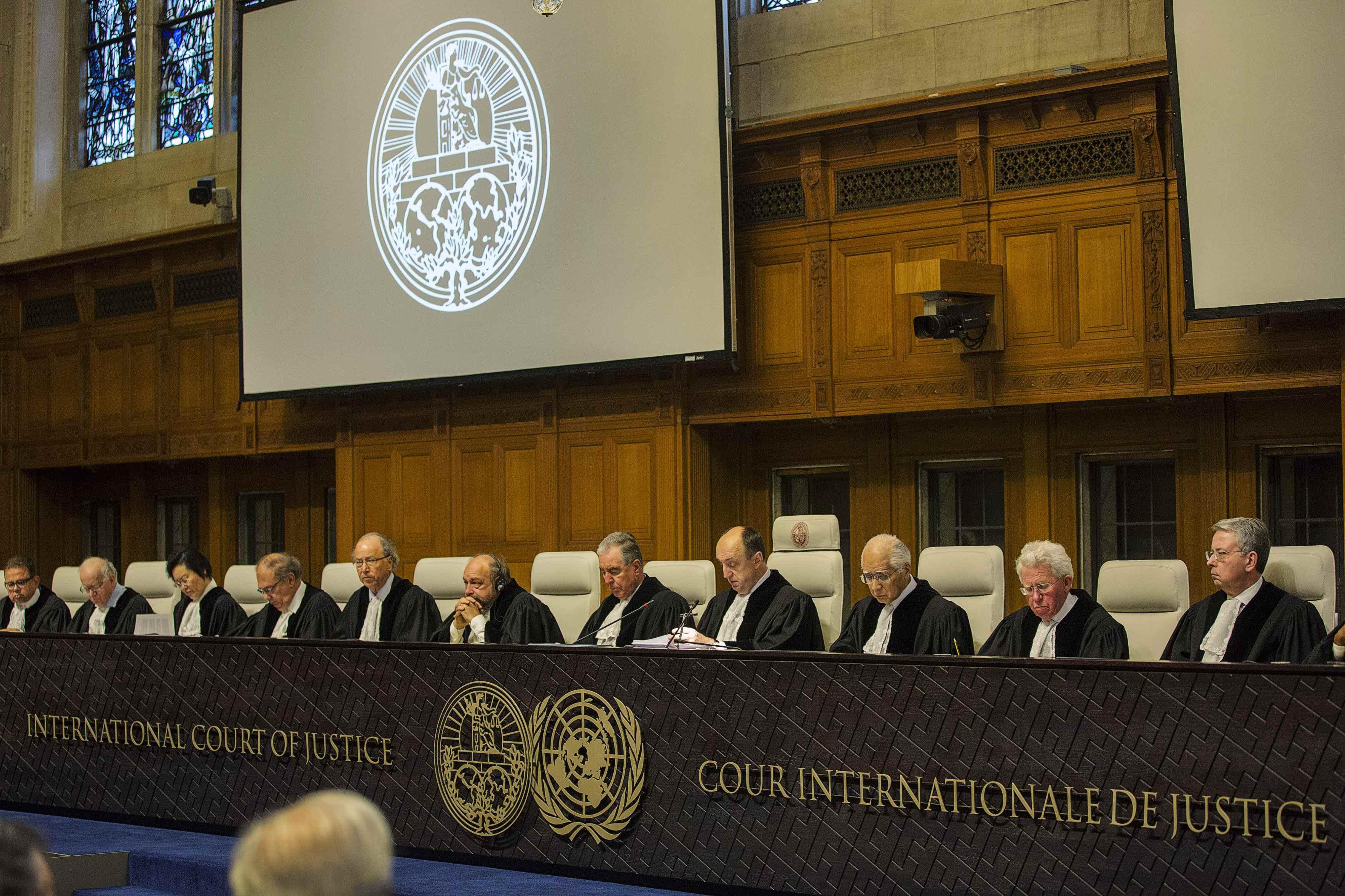 Суд в Гааге готовит материалы о преступлениях России в Украине