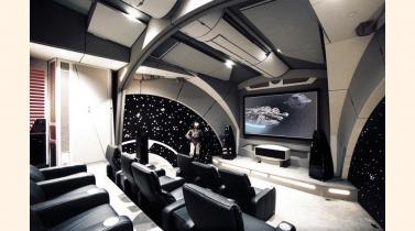 ¿Le gusta vivir el cine? Convierta su casa en escenario de