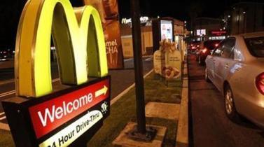 McDonald's intensifica controles sorpresivos para atraer a comensales chinos