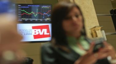 Bolsa de Valores registra caída de 1.96%, su mayor baja porcentual en ocho meses