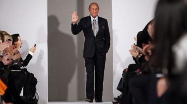 Oscar de la Renta, adiós gigante de la moda