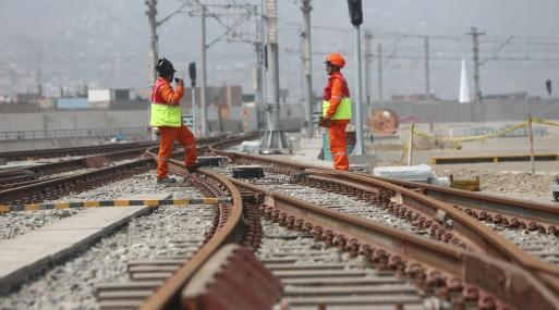 Red ferroviaria. El tren partiría del distrito de Sullana (Piura).