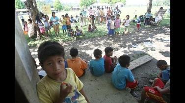 El Niño tuvo un gran efecto en la reducción de la disponibilidad de alimentos, dijo uno de los investigadores.