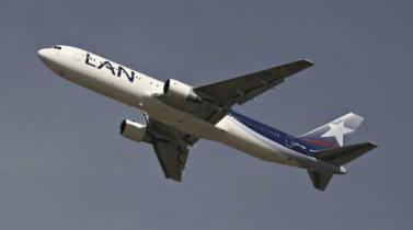<strong>LAN.</strong> Volará aviones con red inalámbrica en Perú el 2015.