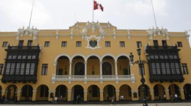 Comisión de transferencia de la Municipalidad de Lima se instaló sin Castañeda ni Juárez.
