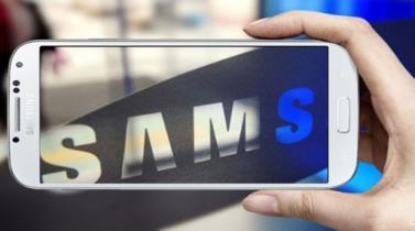 <strong>Innovación.</strong> Samsung apuesta por los dispositivos de pantalla curva.