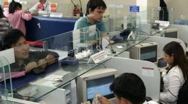 Morosidad bancaria bajó 0.01 puntos porcentuales a 2.46% en noviembre