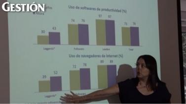 Casi tres de cada cinco Mipymes en Perú no usan servicios de computación en la nube