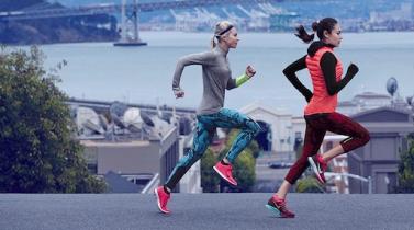 Moda de runners. Correr es uno de los ejercicios favoritos para las fashionistas