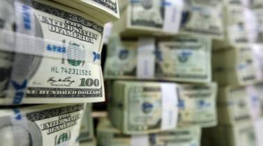 El índice dólar caía frente a cesta de monedas importantes un 0.67%.