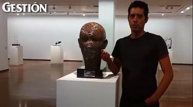 Escultura. Premio a la creatividad desde la juventud