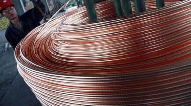 Cobre y aluminio suben tras fuerte dato de ventas minoristas en Europa