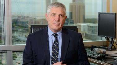CEO de Telefónica Hispanoamérica, Eduardo Caride.