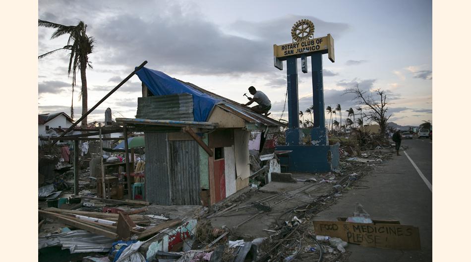 los desastres naturale: