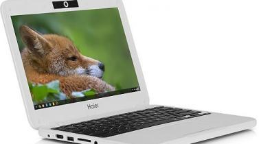 La Chromebook de Haier puede ordenarse a partir del martes en Amazon.com. (Foto: AP)