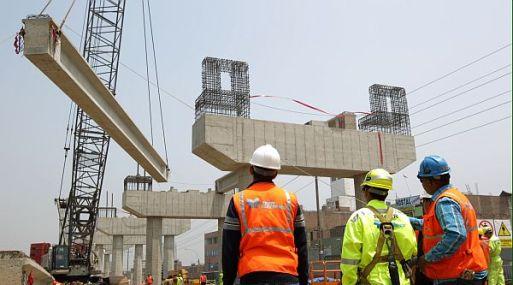Solo las obras físicas de esta parte del tren de Lima implican una inversión de US$ 4,011 millones.