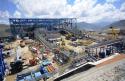 Avance Trabajos de construcción en Las Bambas están al 90%.