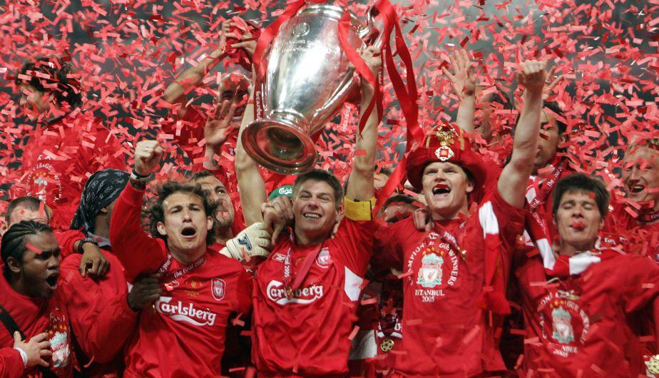 Champions league recuerda a los 250 ltimos 10 campeones del torneo