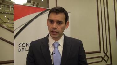 David Rosas del BID detalló los cuatro principales problemas que afronta el sistema de formación para el trabajo en el Perú.