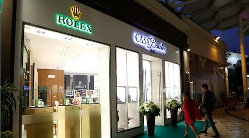 Rolex abre una nueva puerta en lima de la mano de casa for Precio de puertas levadizas en lima peru
