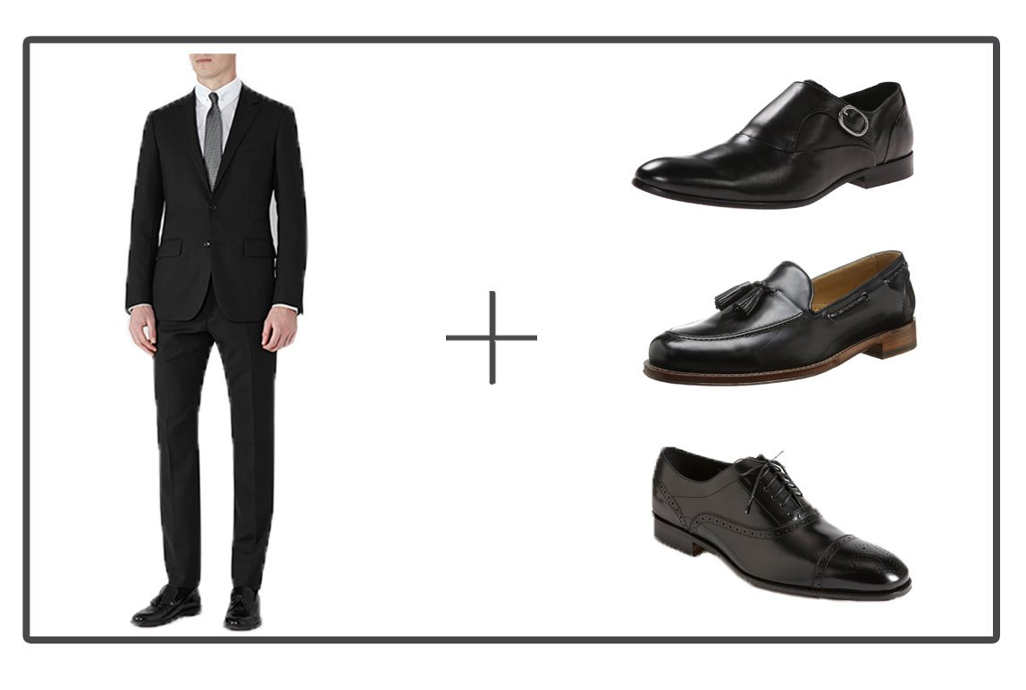 100% de satisfacción hacer un pedido precio de fábrica Hombre a la Moda: ¿QUÉ COLOR DE ZAPATOS VA MEJOR CON TU TRAJE?