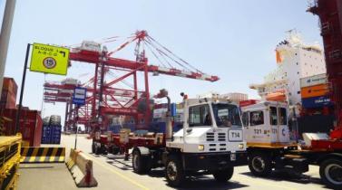 El menor déficit comercial de mayo refleja la recuperación de las exportaciones que ascendieron a US$ 2,626 millones.