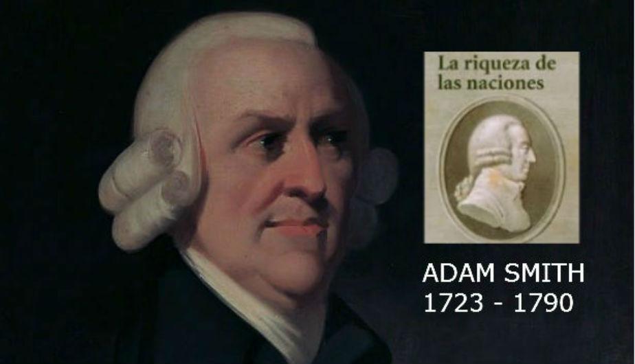 Resultado de imagen de la riqueza de las naciones, adam smith