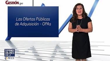 ¿Qué son las Ofertas Públicas de Adquisición?