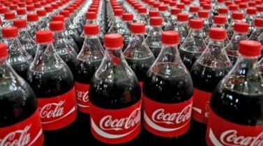 Coca-Cola depende de una mezcla de sistemas para restaurar el agua. (Foto: Bloomberg)