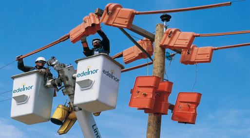 Las tarifas eléctricas que pagan los usuarios finales consideran los costos de producción, transmisión y distribución.