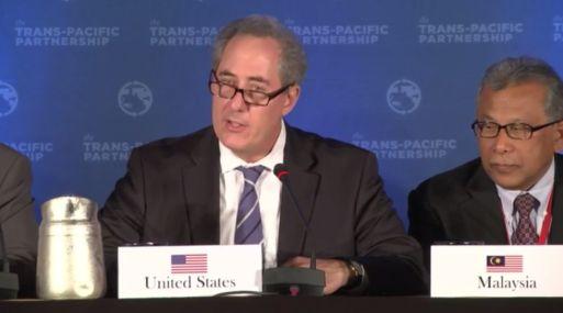 Luego de cinco días de conversaciones, los negociadores del TPP anunciaron el cierre