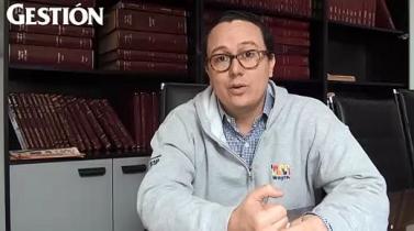 Alexander Gómez, country manager de Wayra Perú.