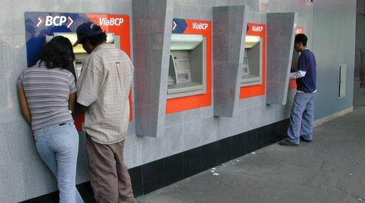 Cajeros autom ticos del bcp con fallas banco ofrece for Banco con mas cajeros