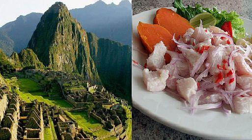 Perú compite como mejor destino culinario y mejor destino cultural.