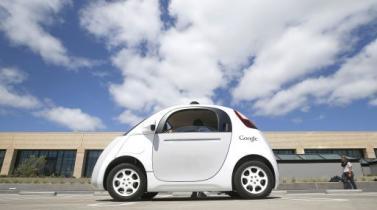 Google ha dicho que no intenta fabricar vehículos autónomos. (Foto: AP)