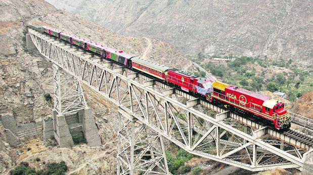 Ferrocarril Central: ¿Qué impacto tendrá modernización de vías férreas en transporte de carga?