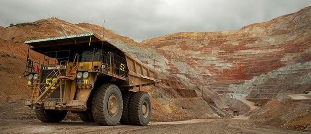 China representa el 34% del gasto en inversión minera en el Perú.