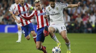 Champions League. Real Madrid quintuplica valor del Atlético