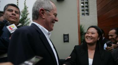 Keiko Fujimori obtiene 53.1% y PPK con 46.9% en votos válidos de simulacro de Ipsos