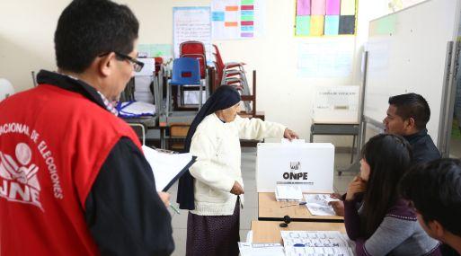 jurado nacional de elecciones de abancay: