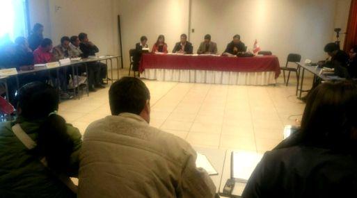 MEM instala mesa de diálogo del proceso de reasentamiento de ... - Diario Gestión