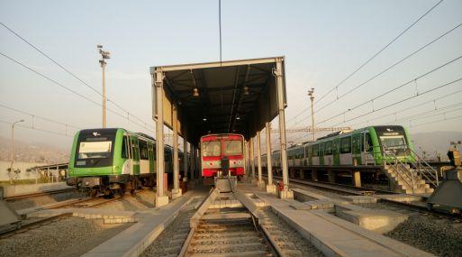 En la Línea 1 del Metro de Lima se ejecutarán obras complementarias valorizadas en US$ 129'872,928.